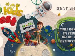 Kids Fest - bioskop Vilin grad