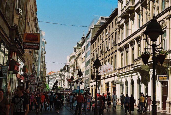 Najpoznatije ulice u centru Beograda