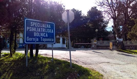Specijalna psihijatrijska bolnica Gornja Toponica