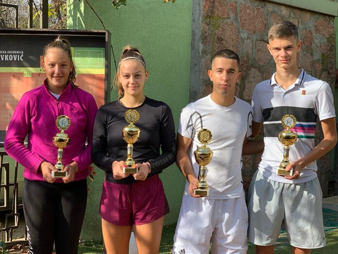 Teniska akademija Živković