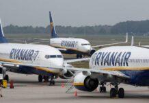 Ryanair opet