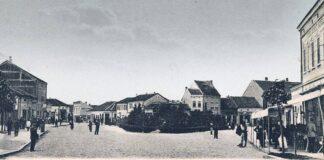 Trg kralja Milana. Početak XX veka