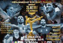 """Međunarodni kik boks turnir """"Zlatni kik bokser"""""""