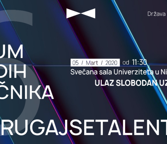 Šesti Forum mladih naučnika