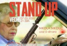 stand up veče