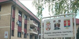 Gradska opština Pantelej