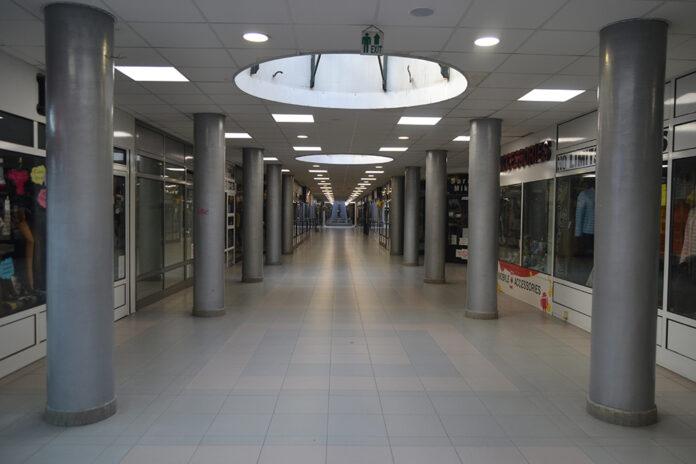 Podzemni prolaz Nis