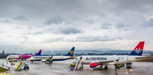 Foto: Aerodrom Niš Konstantin Veliki