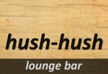 Hush Hush lounge bar