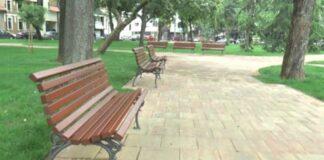 park kod gradske kuće
