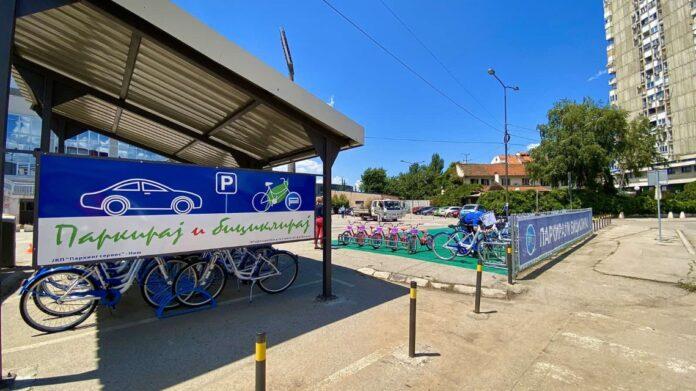 Parkiraj i bicikliraj