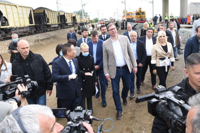 Predednik Srbije Aleksandar Vučić