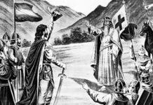 Prvi diplomatski susret Nemačke i Srbije