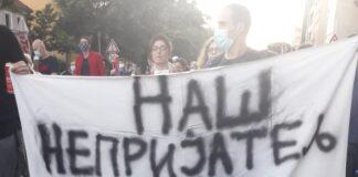 protesti u Srbiji