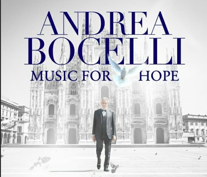Andrea Bočeli