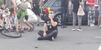 drugi dan protesta