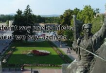 In Niš we don't say