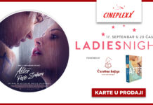 ladies night u Cineplexx-u