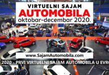 virtuelni sajam automobila