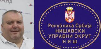 novi načelnik nišavskog upravnog okruga