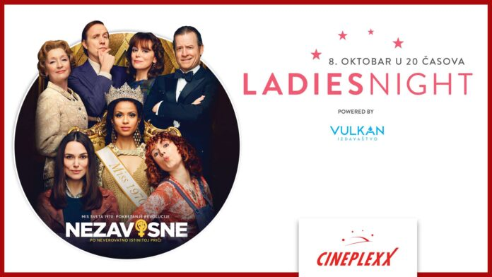 ladies night u cineplexx-u