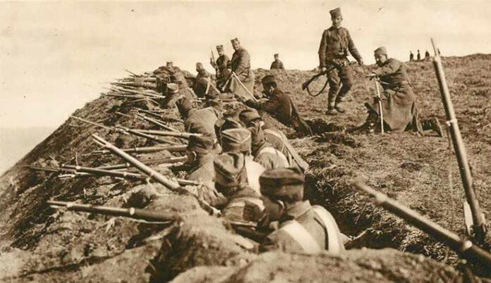 Dan primirja u Prvom svetskom ratu
