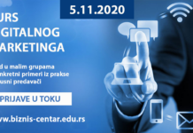 kurs digitalnog marketinga u Nišu