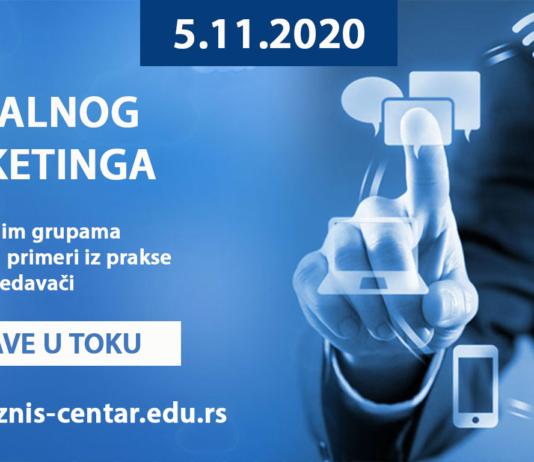 kurs digitalnog marketinga u Nišu