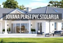 Jovana plast stolarija PVC ALU
