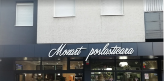 Poslastičara Mozart