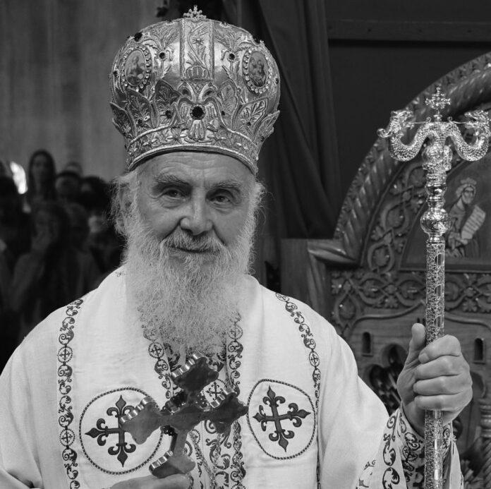 Patrijarh srpski Irinej