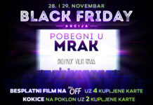 black friday akcija