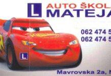 Auto škola Mateja