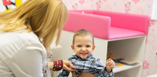 Savetovalište za praćenje razvoja dece