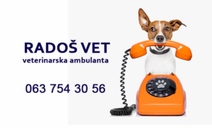 "Veterinarska ambulanta ""Radoš Vet"""