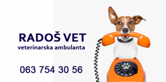 "Veterinarska ambulanta ""Radoš Vet"""