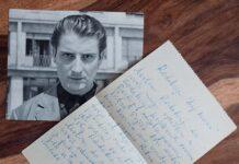 Pisma i posvete iz zaostavštine