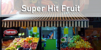 hit fruit piljara