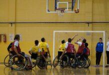 košarkaši u kolicima