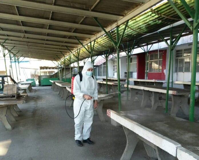 dezinfekcija pijaca