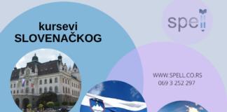 Kursevi slovenačkog jezika