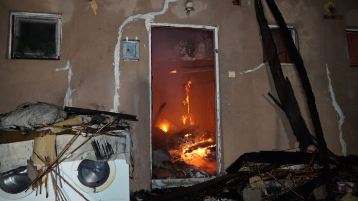 porodice pomoć požar
