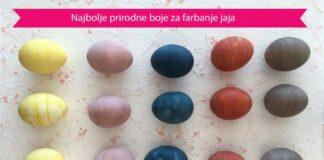 prirodne boje za farbanje jaja