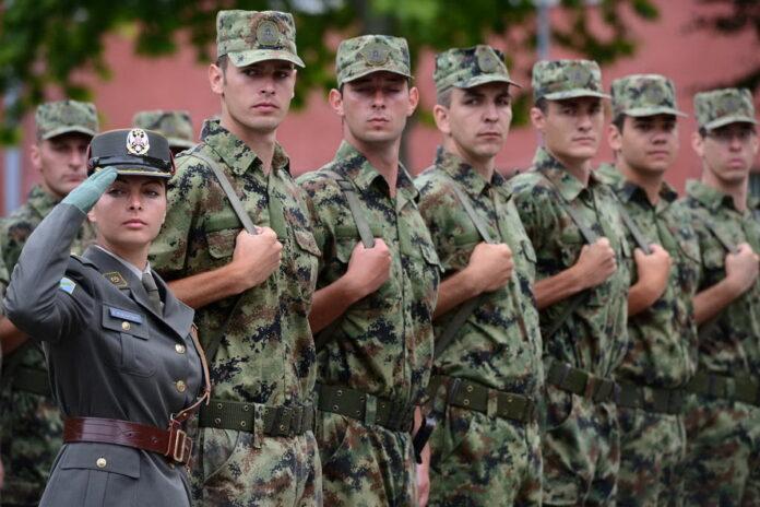 dan vojske