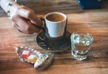 priprema domaće kafe