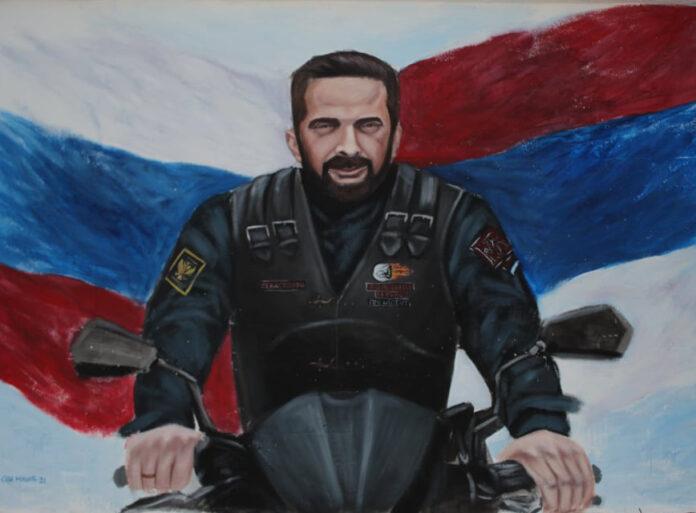 Saša Savić Švaba mural