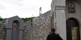 Česma ispred Hrama Hristovog Vaskrsenja
