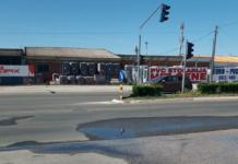 zatvoren Deo Bulevara 12. februar