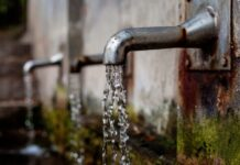 cena vode