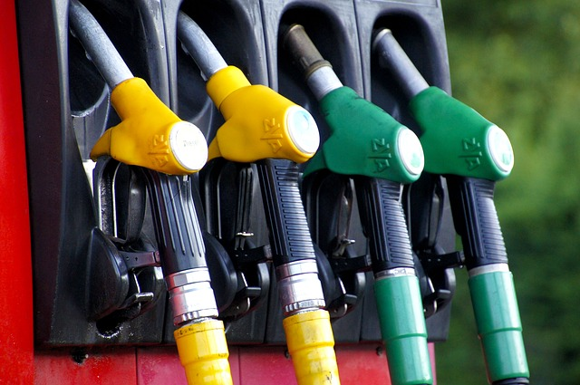 cena gorivo